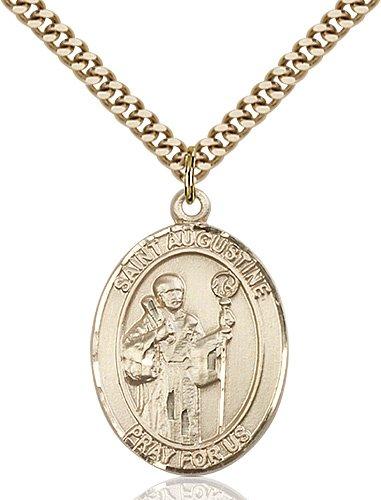 St. Augustine Medal - 81915 Saint Medal