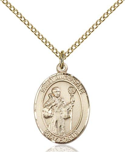 St. Augustine Medal - 83284 Saint Medal
