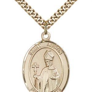 St. Austin Medal - 82568 Saint Medal