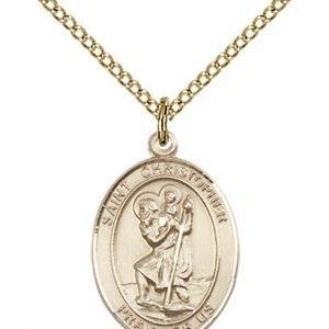 St. Austin Medal - 83940 Saint Medal