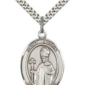St. Austin Medal - 82570 Saint Medal