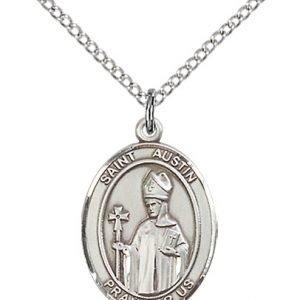 St. Austin Medal - 83942 Saint Medal