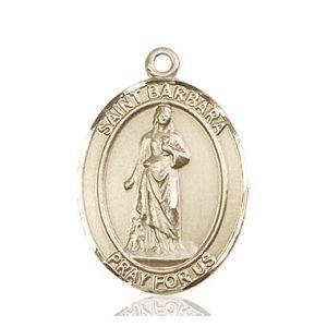 St. Barbara Medal - 81913 Saint Medal