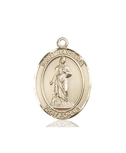 St. Barbara Medal - 83282 Saint Medal