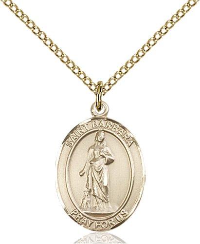 St. Barbara Medal - 83281 Saint Medal