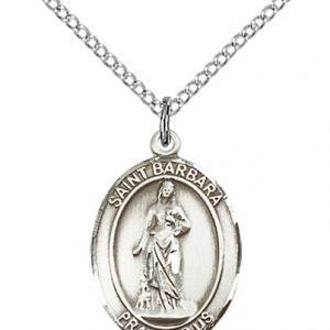 St. Barbara Medal - 83283 Saint Medal