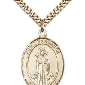 St. Barnabas Medal - 82487 Saint Medal