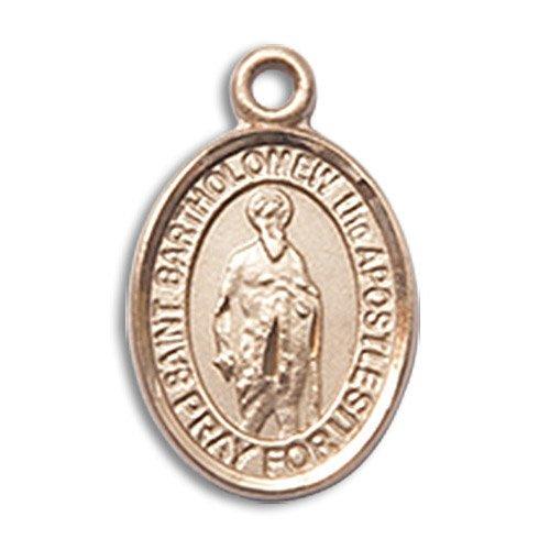 St. Bartholomew the Apostle Charm - 14 Karat Gold Filled (#85093)