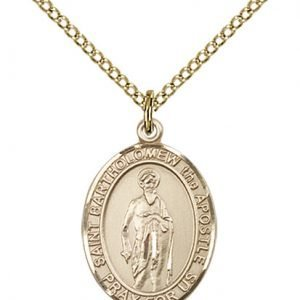 St. Bartholomew the Apostle Medal - 83904 Saint Medal