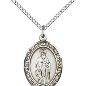 St. Bartholomew the Apostle Medal - 83906 Saint Medal
