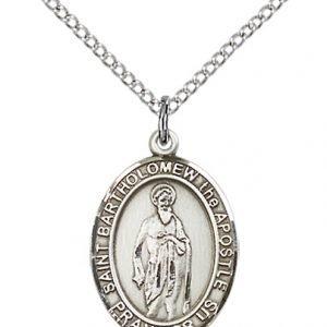St. Bartholomew the Apostle Medal - 83906 Saint Medal
