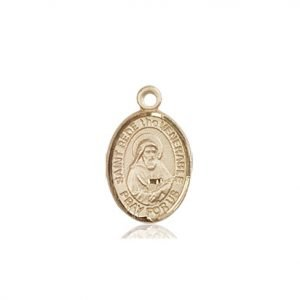 St. Bede the Venerable Charm - 85242 Saint Medal