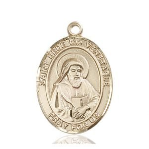 St. Bede the Venerable Medal - 82683 Saint Medal