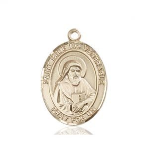 St. Bede the Venerable Medal - 84055 Saint Medal