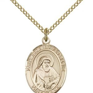 St. Bede the Venerable Medal - 84054 Saint Medal