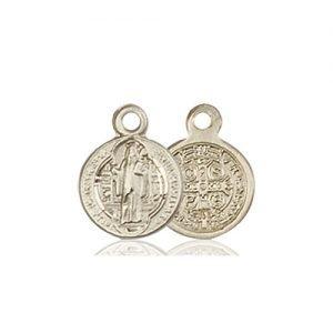 St. Benedict Charm - 85493 Saint Medal