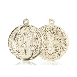 St. Benedict Medal - 81564 Saint Medal