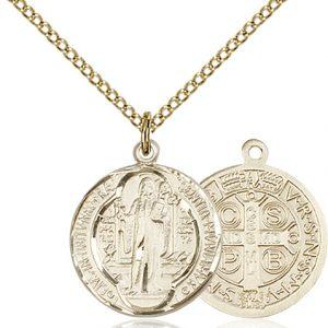 St. Benedict Medal - 81563 Saint Medal