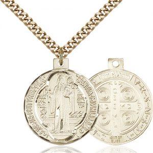 St. Benedict Medal - 81566 Saint Medal