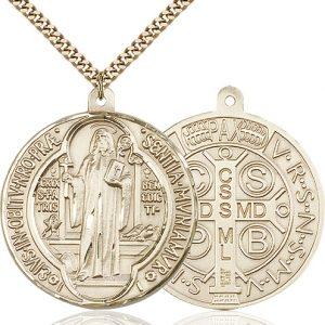St. Benedict Medal - 81688 Saint Medal