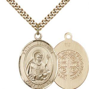 St. Benedict Medal - 81918 Saint Medal