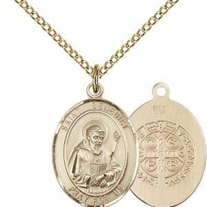 St. Benedict Medal - 83287 Saint Medal