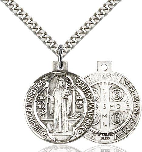 St. Benedict Medal - 81568 Saint Medal