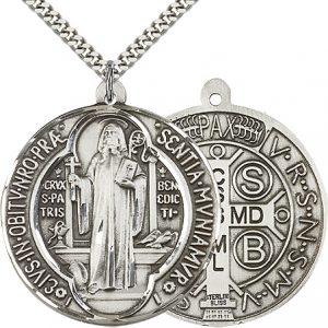 St. Benedict Medal - 81690 Saint Medal
