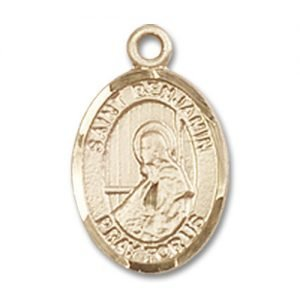 St. Benjamin Charm - 14 Karat Gold Filled (#84490)