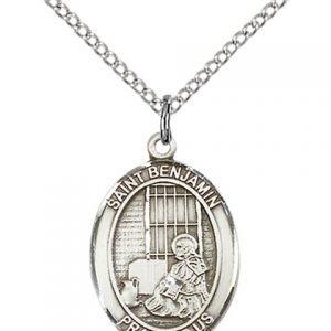 St Benjamin Medal