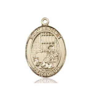 St. Benjamin Medal - 83303 Saint Medal