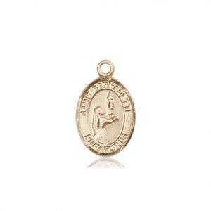 St. Bernadette Charm - 84503 Saint Medal
