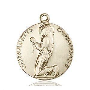 St. Bernadette Medal - 81888 Saint Medal