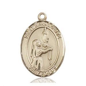 St. Bernadette Medal - 81946 Saint Medal