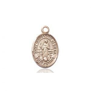 St. Bernadine of Siena Charm - 85470 Saint Medal