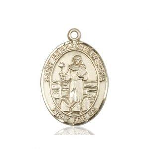 St. Bernadine of Siena Medal - 84283 Saint Medal