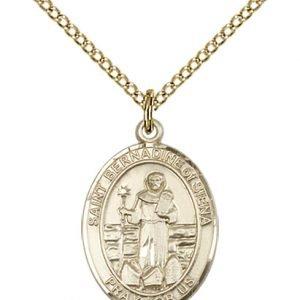 St. Bernadine of Siena Medal - 84282 Saint Medal