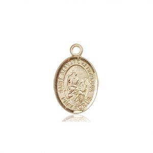 St. Bernard of Montjoux Charm - 85150 Saint Medal