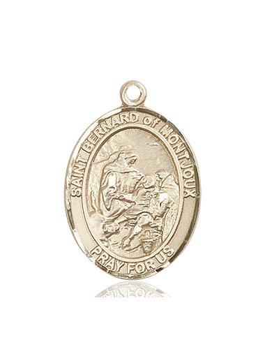 St. Bernard of Montjoux Medal - 82590 Saint Medal