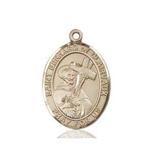 St. Bernard of Clairvaux Medal - 83899 Saint Medal