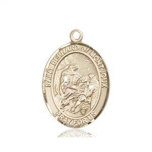 St. Bernard of Montjoux Medal - 83962 Saint Medal