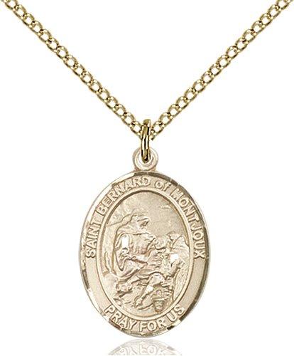 St. Bernard of Montjoux Medal - 83961 Saint Medal