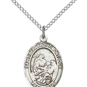 St. Bernard of Montjoux Medal - 83963 Saint Medal