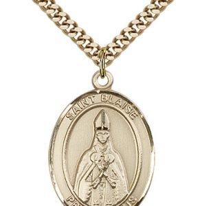 St. Blaise Medal - 81924 Saint Medal