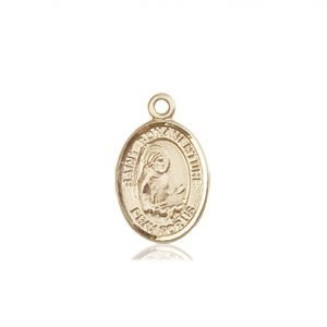 St. Bonaventure Charm - 84710 Saint Medal