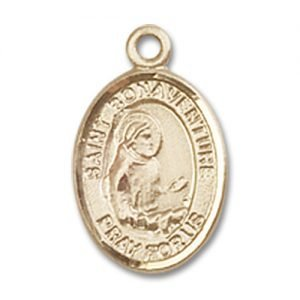 St. Bonaventure Charm - 14 Karat Gold Filled (#84709)