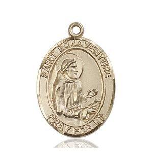St. Bonaventure Medal - 82152 Saint Medal