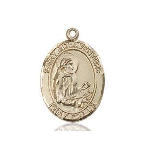 St. Bonaventure Medal - 83518 Saint Medal