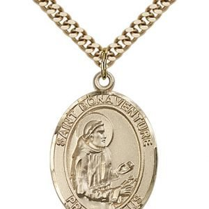 St. Bonaventure Medal - 82151 Saint Medal