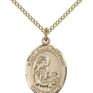 St. Bonaventure Medal - 83517 Saint Medal